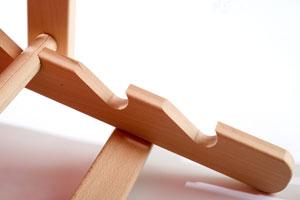 Doppel-Liegestuhl DUOLIEGE - die Höhenverstellung