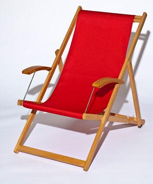 holzliegestühle von objekta - liegestühle premium, Hause ideen