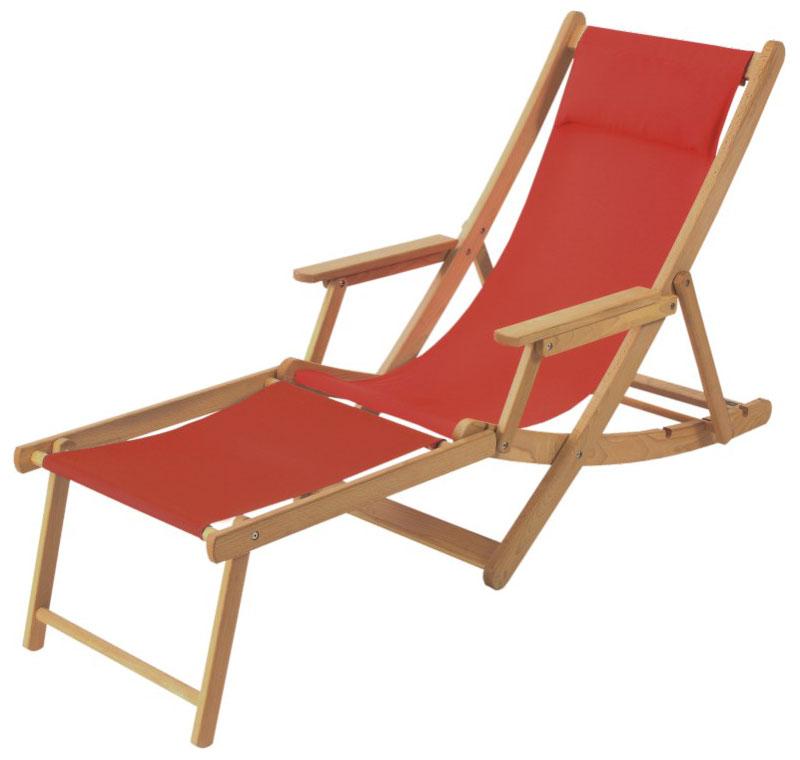 Holzliegestühle von Objekta - Liegestühle PREMIUM