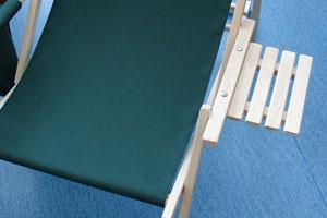 Zubehör Holzliegestühle – Armlehnentisch