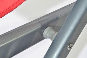ALU-Doppelliegestuhl TREND – Details