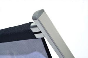Aluminium-Liegestuhl TREND – Details